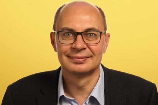 Bert Francois Lijsttrekker